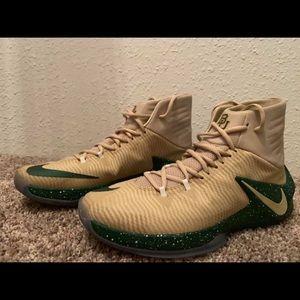 Nike Baylor university Shoes